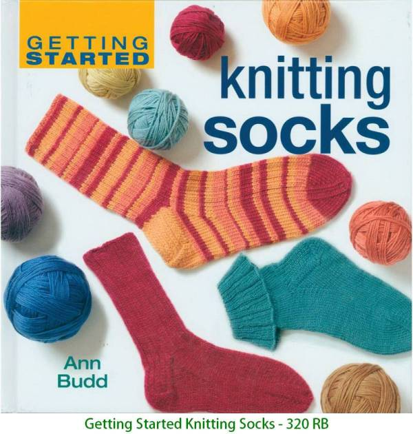 Getting Started Knitting Socks - 320 RB