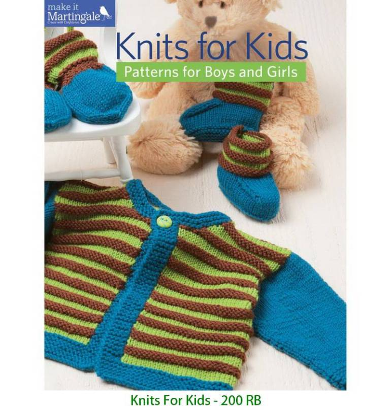 Knits For Kids - 200 RB