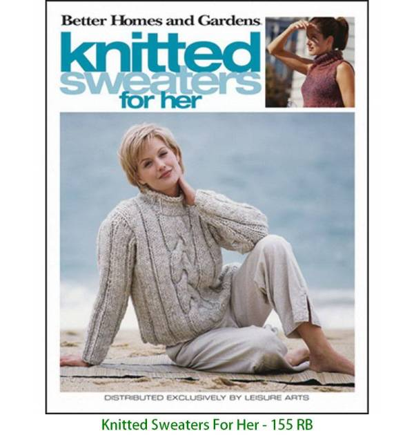 Knitted Sweaters For Her - 155 RB