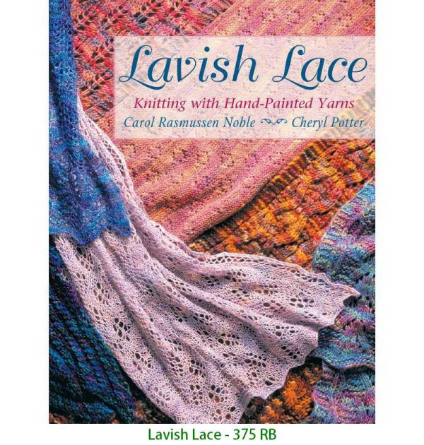 Lavish Lace - 375 RB