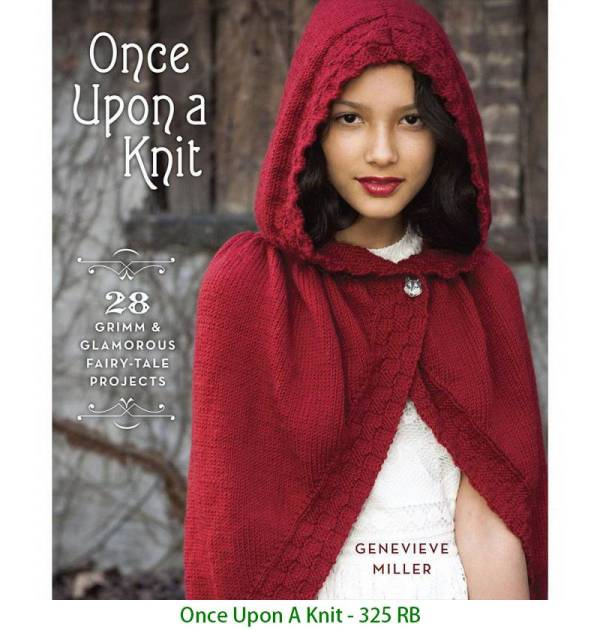 Once Upon A Knit - 325 RB
