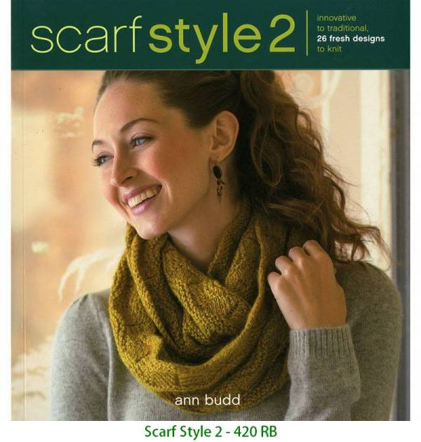 Scarf Style 2 - 420 RB