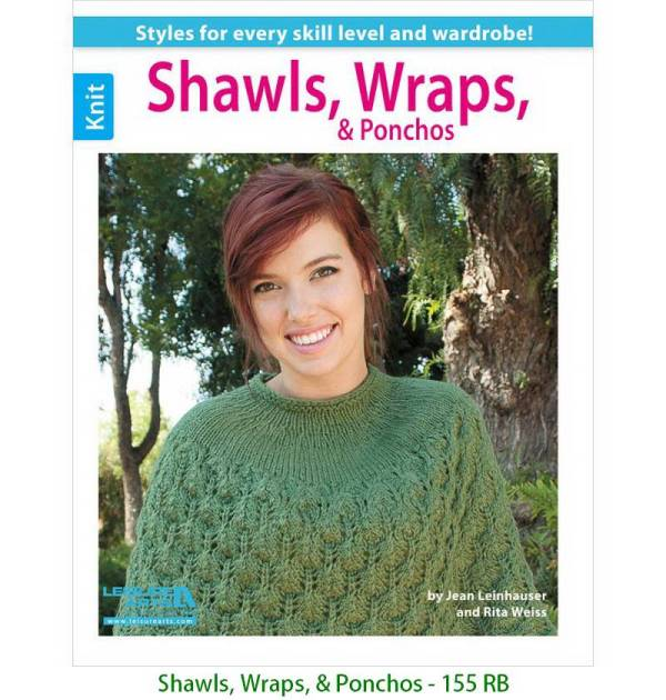 Shawls, Wraps, & Ponchos - 155 RB