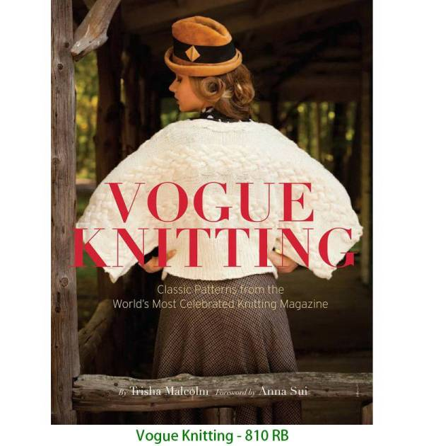 Vogue Knitting - 810 RB