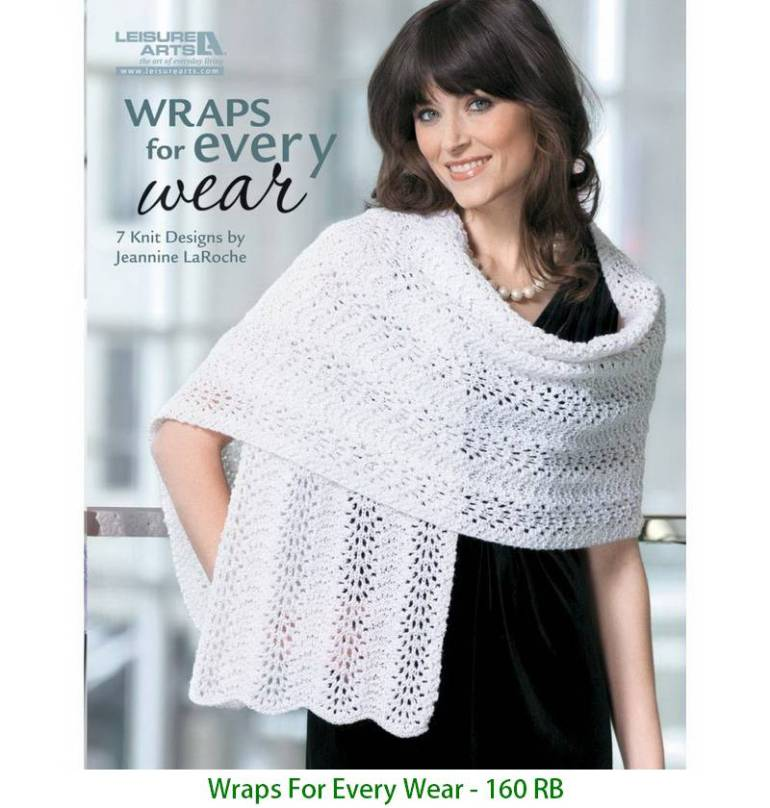 Wraps For Every Wear - 160 RB