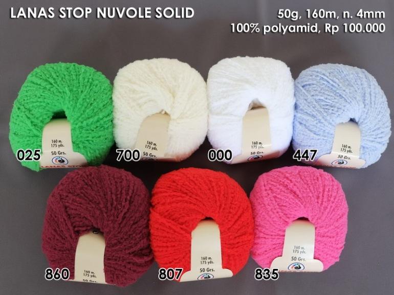Lanas Stop Nuvole Solid