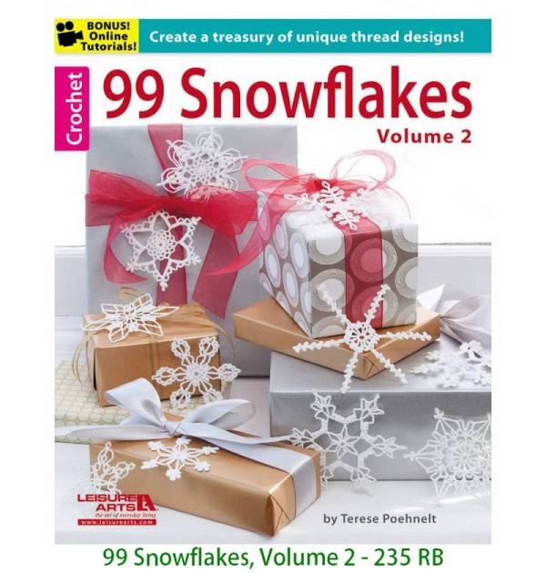 99 Snowflakes, Volume 2 - 235 RB