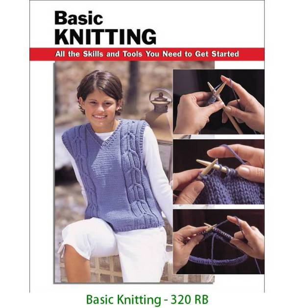 Basic Knitting - 320 RB