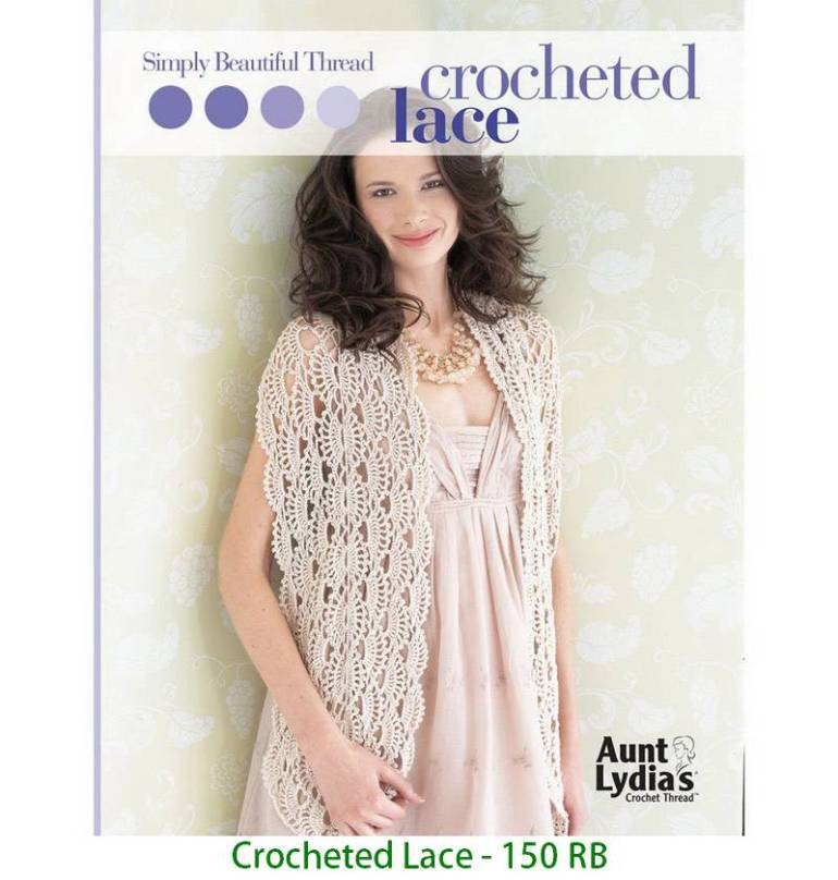 Crocheted Lace - 150 RB