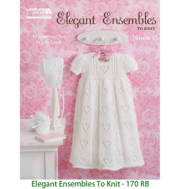 Elegant Ensembles To Knit - 170 RB