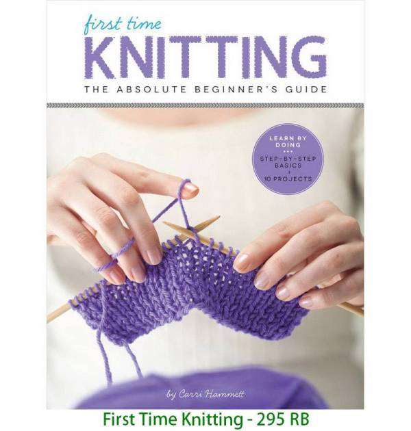 First Time Knitting - 295 RB