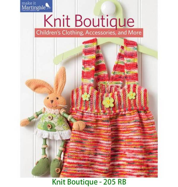 Knit Boutique - 205 RB