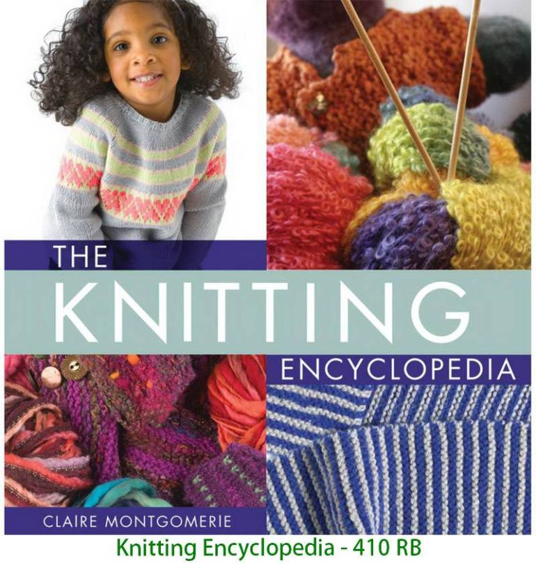 Knitting Encyclopedia - 410 RB