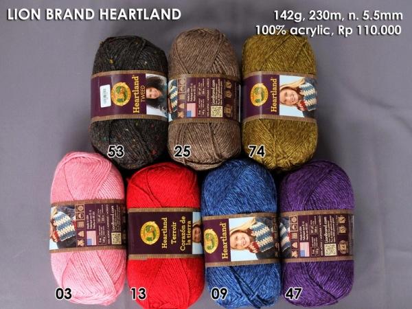 Lion Brand Heartland