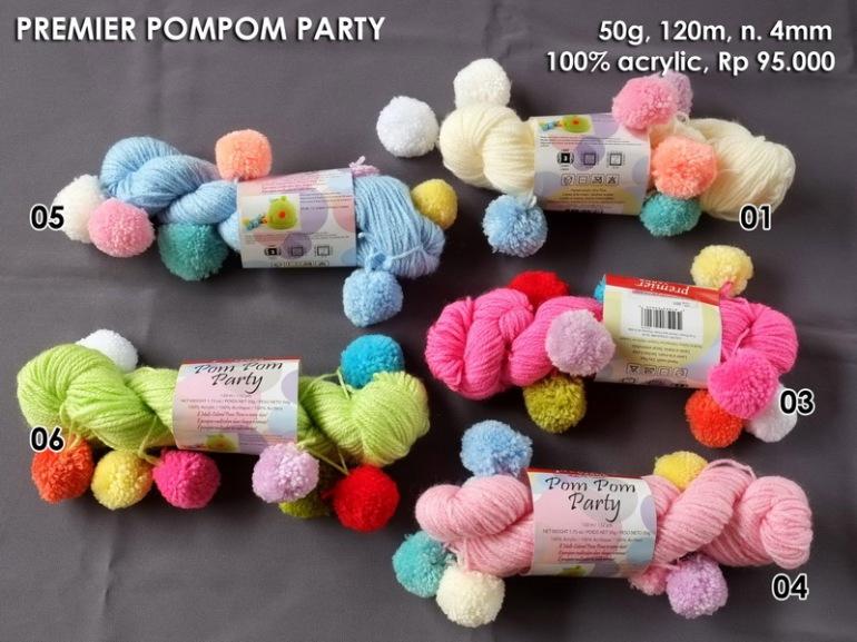 Premier Pompom Party
