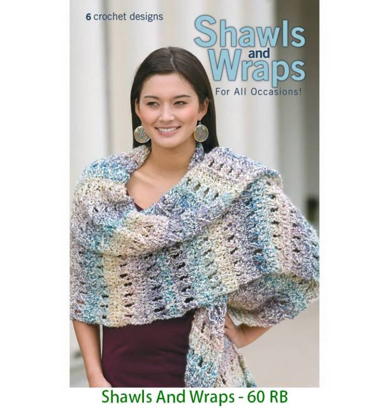 Shawls And Wraps - 60 RB