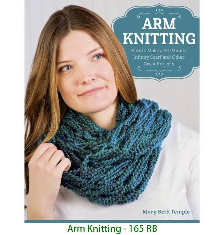 Arm Knitting - 165 RB