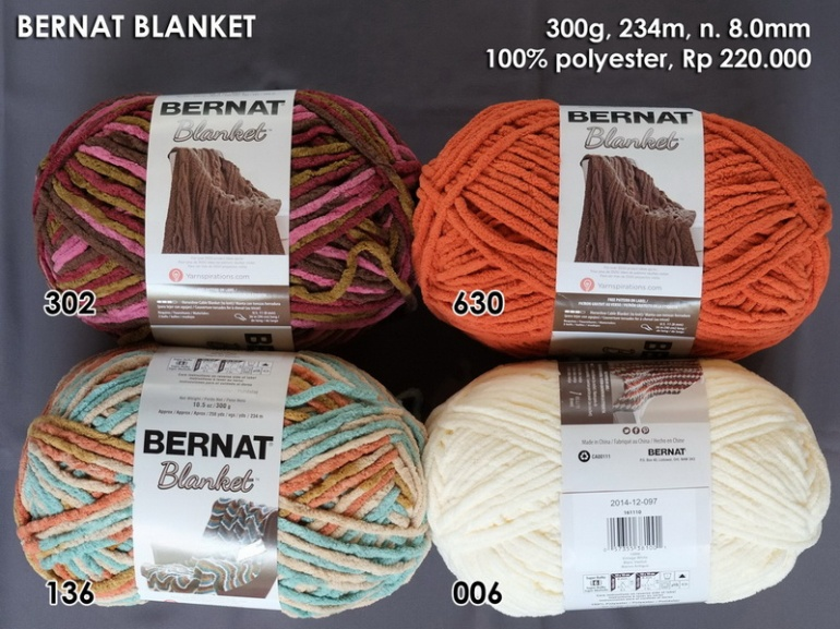 Bernat Blanket Big Ball
