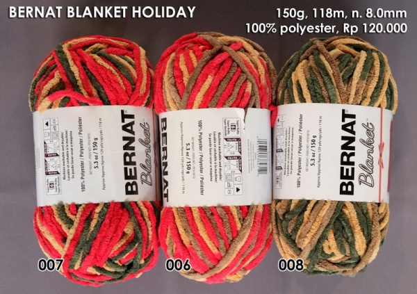 Bernat Blanket Holiday