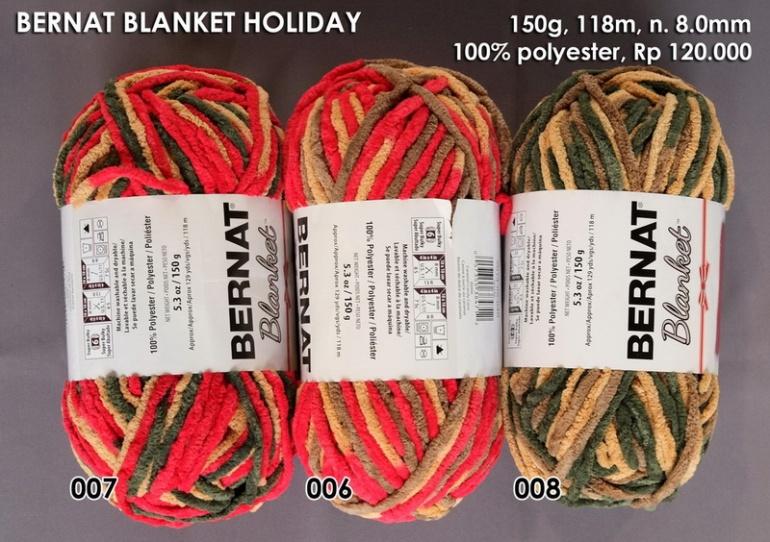 Bernat Blanket Holiday