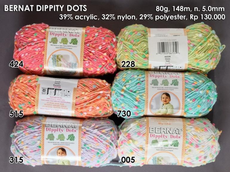 Bernat Dippity Dots