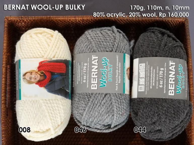 Bernat Wool Up Bulky