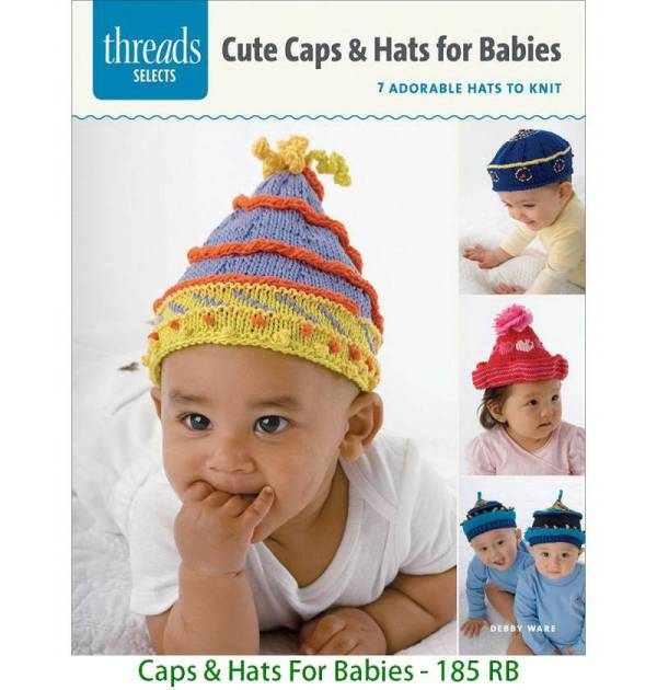 Caps & Hats For Babies - 185 RB