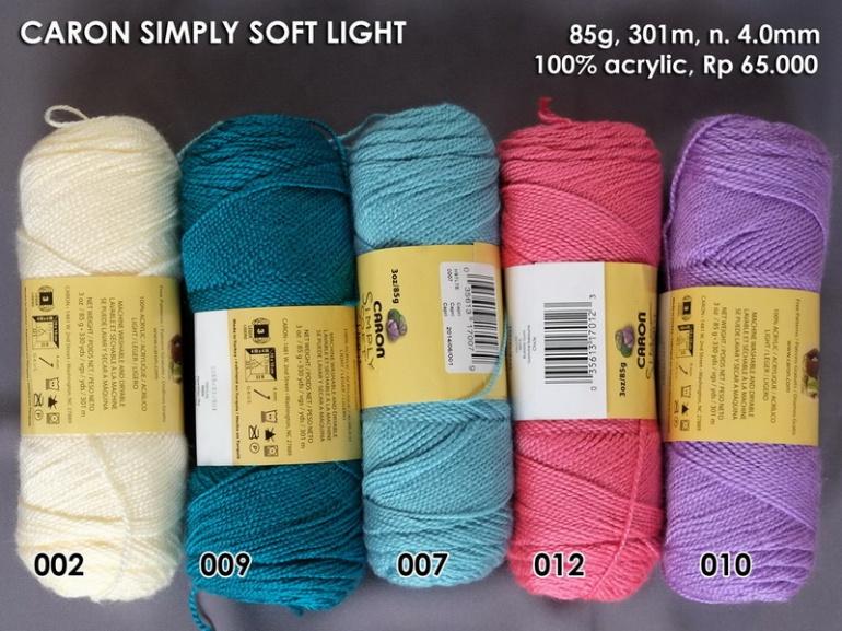 Caron Simply Soft Light