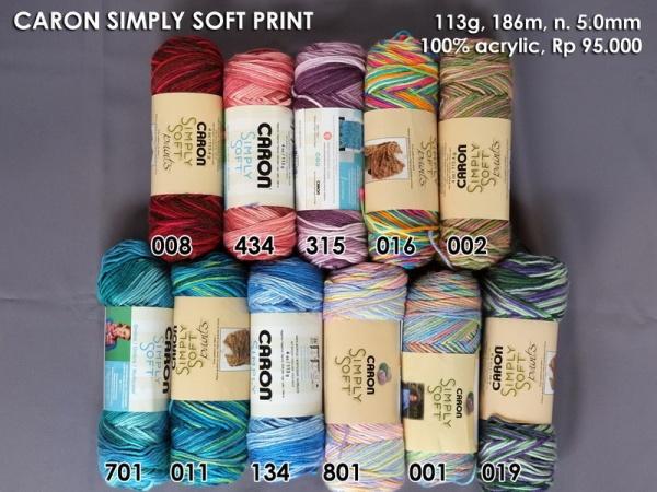 Caron Simply Soft Print