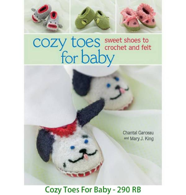 Cozy Toes For Baby - 290 RB