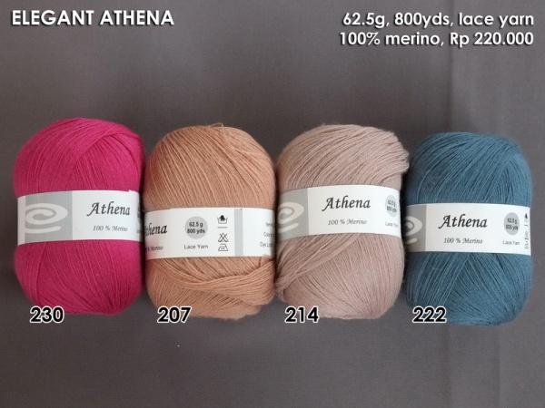 Elegant Athena