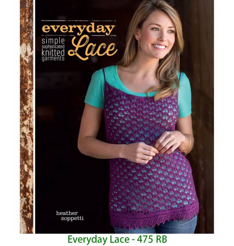 Everyday Lace - 475 RB