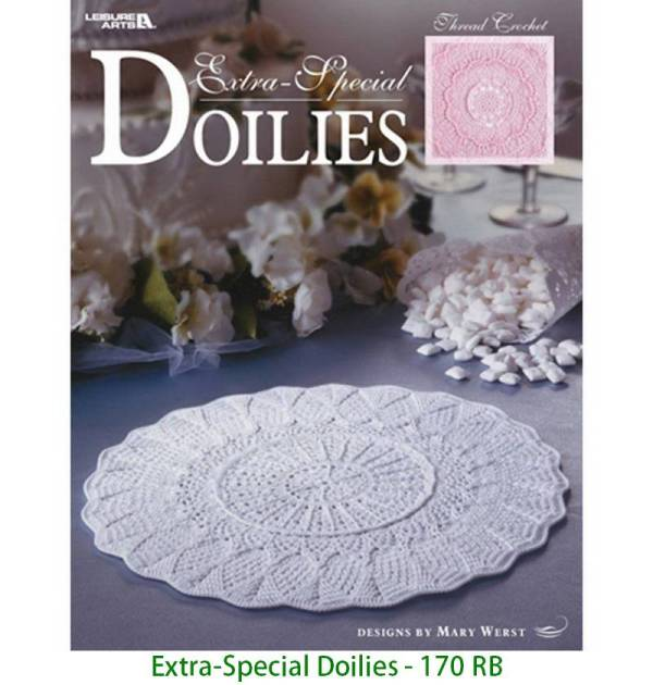 Extra-Special Doilies - 170 RB