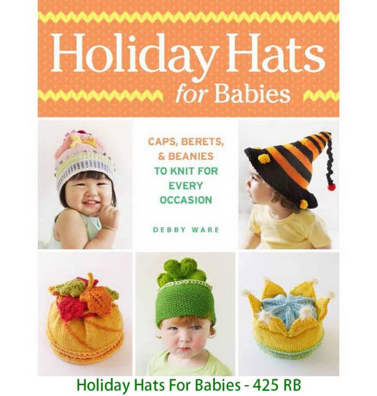 Holiday Hats For Babies - 425 RB