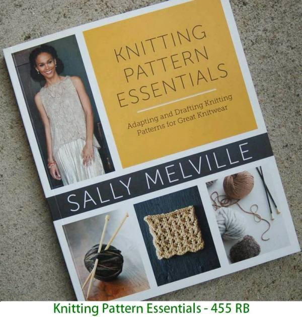 Knitting Pattern Essentials - 455 RB