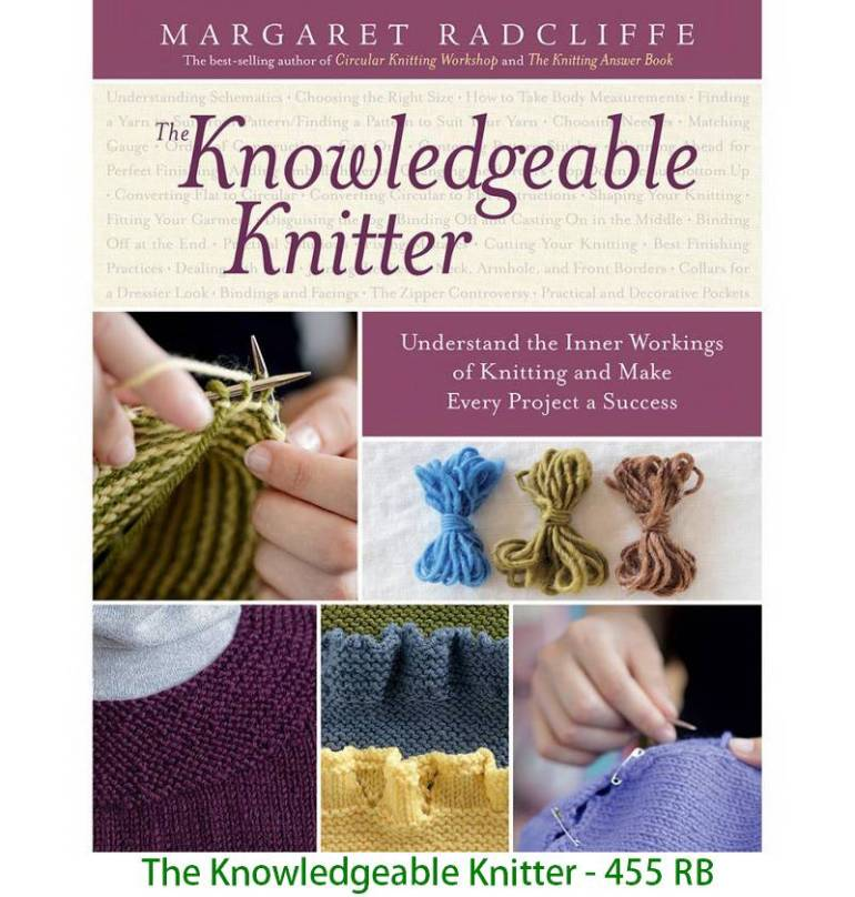 The Knowledgeable Knitter - 455 RB