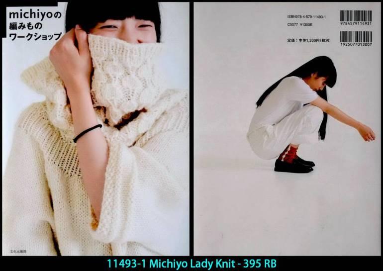 11493-1 Michiyo Lady Knit - 395 RB