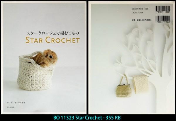 BO 11323 Star Crochet - 355 RB