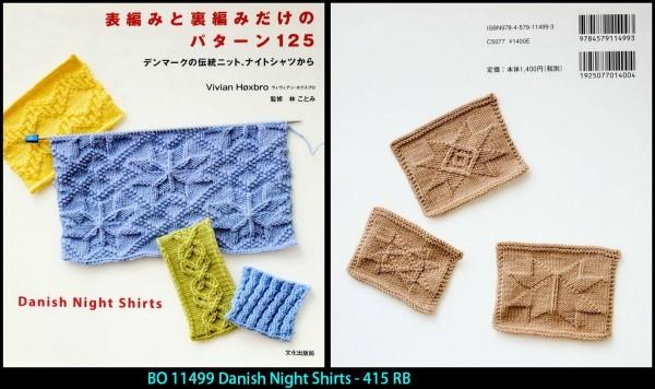BO 11499 Danish Night Shirts - 415 RB