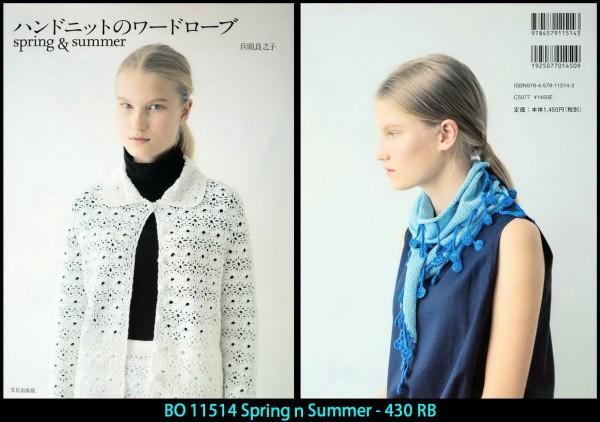 BO 11514 Spring n Summer - 430 RB