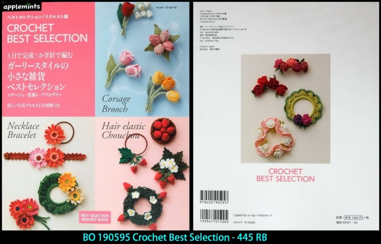 BO 190595 Crochet Best Selection - 445 RB