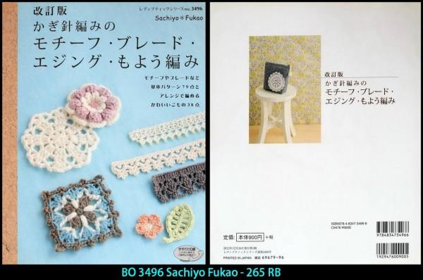BO 3496 Sachiyo Fukao - 265 RB
