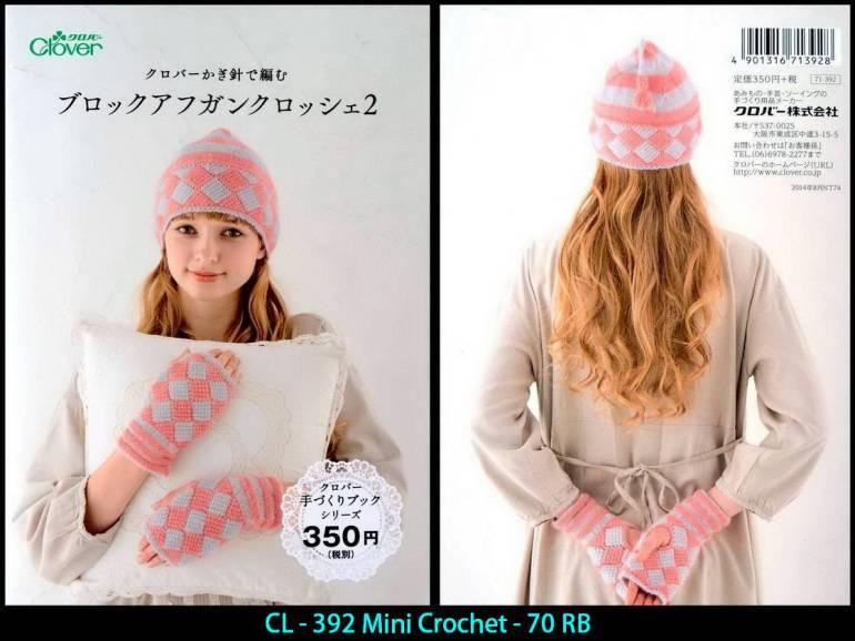 CL - 392 Mini Crochet - 70 RB