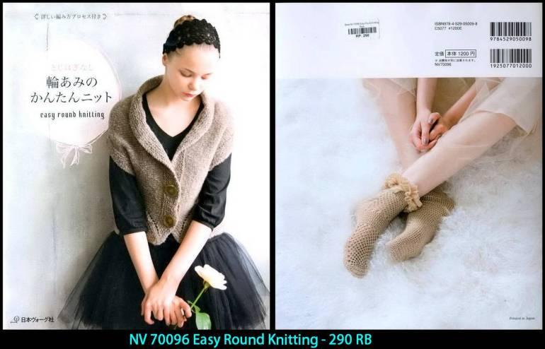 NV 70096 Easy Round Knitting - 290 RB