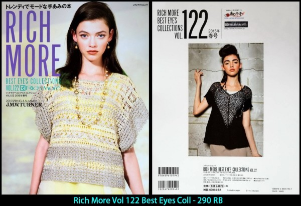 Rich More Vol 122 Best Eyes Coll - 290 RB