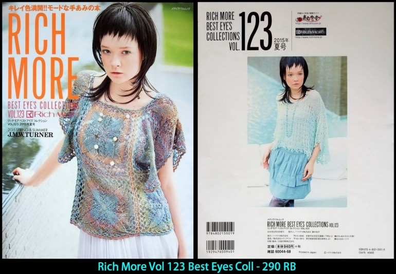 Rich More Vol 123 Best Eyes Coll - 290 RB