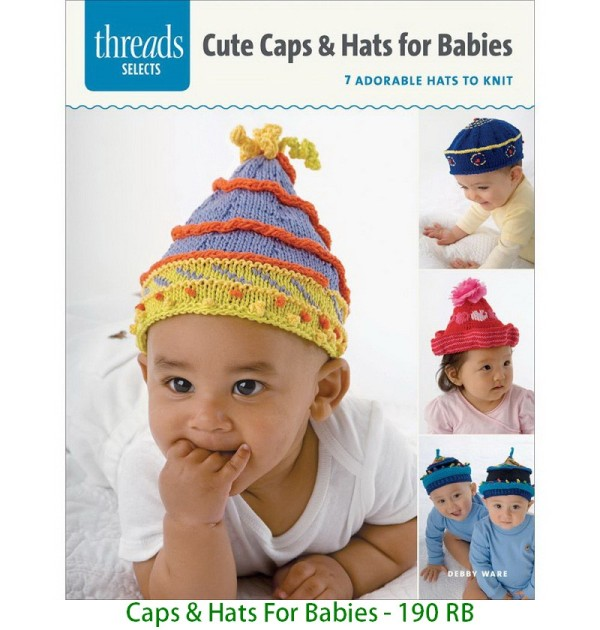 Caps & Hats For Babies - 190 RB