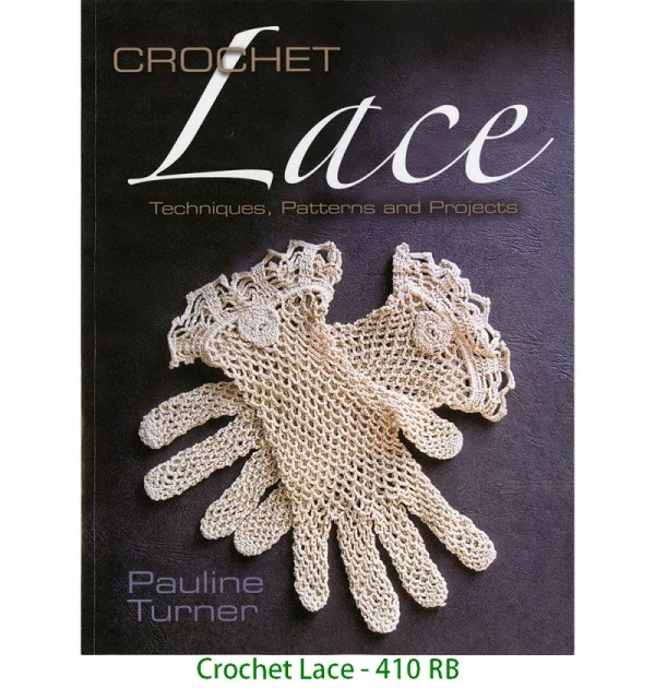 Crochet Lace - 410 RB