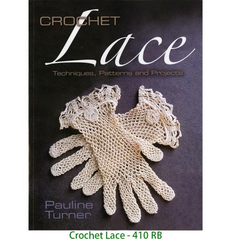 Crochet Lace - 410 RB