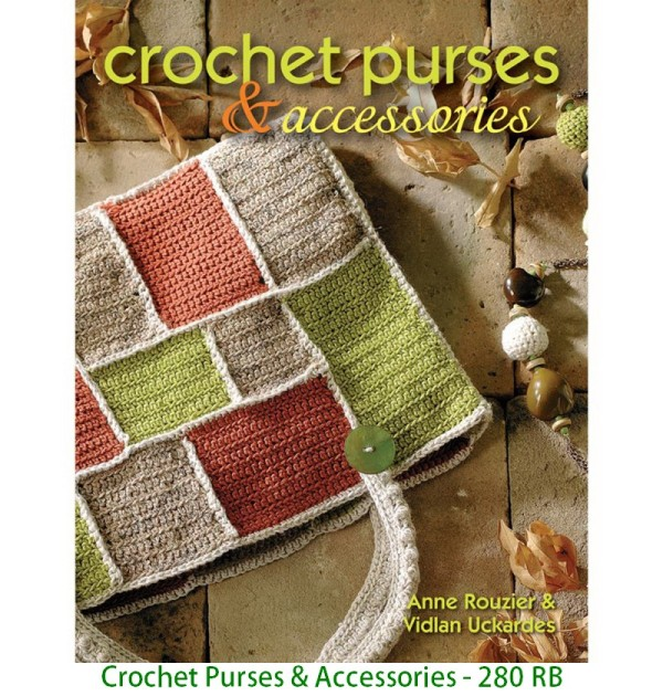 Crochet Purses & Accessories - 280 RB